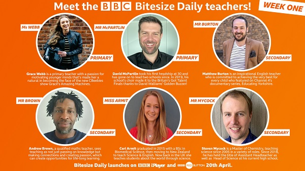 BBC Bitesized Daily