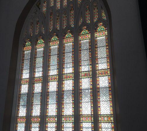 Trinity Centre Stained Glass Window