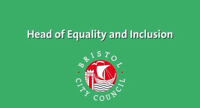 head of equality and inclusion bristol city council
