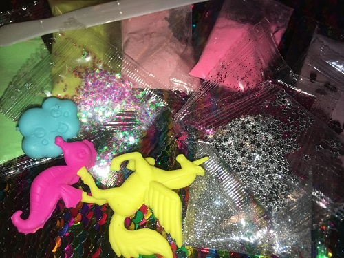 so slime DIY Review contents