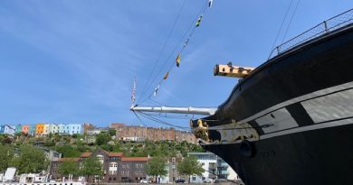 Central Bristol Day Out – Brunel's SS Great Britain