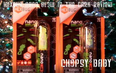 Hexbug Nano Glow in the Dark Review